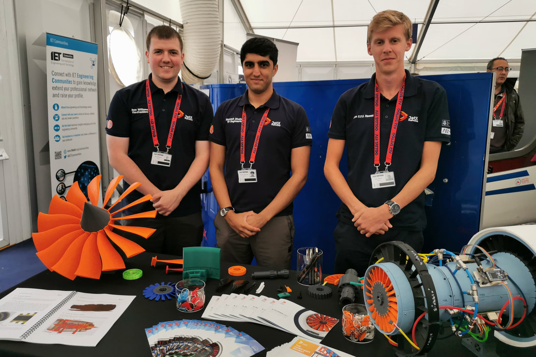 JetX Team at RIAT 2019